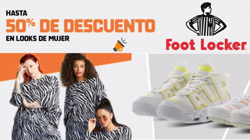 ofertas foot locker ropa mujer barata SuperChollos
