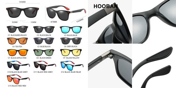 gafas sol polarizadas hooban oferta SuperChollos
