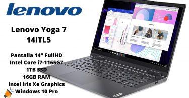 oferta Lenovo Yoga 7 14ITL5 barato SuperChollos