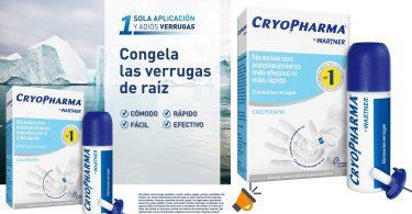 oferta Cryopharma Tratamiento Anti Verrugas barato SuperChollos