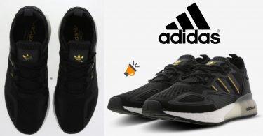 oferta Adidas ZX 2K Boost baratas SuperChollos