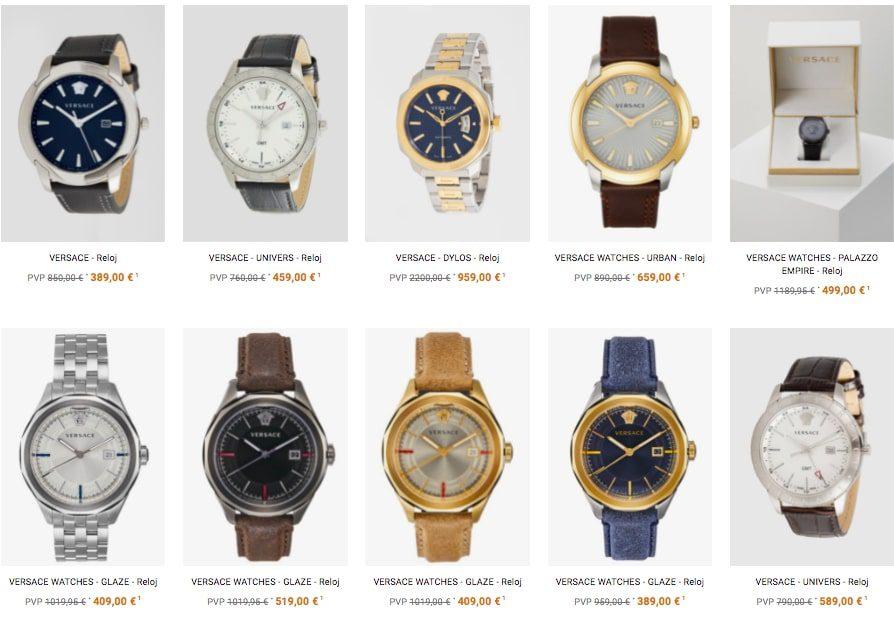 Relojes Versace baratos2 SuperChollos
