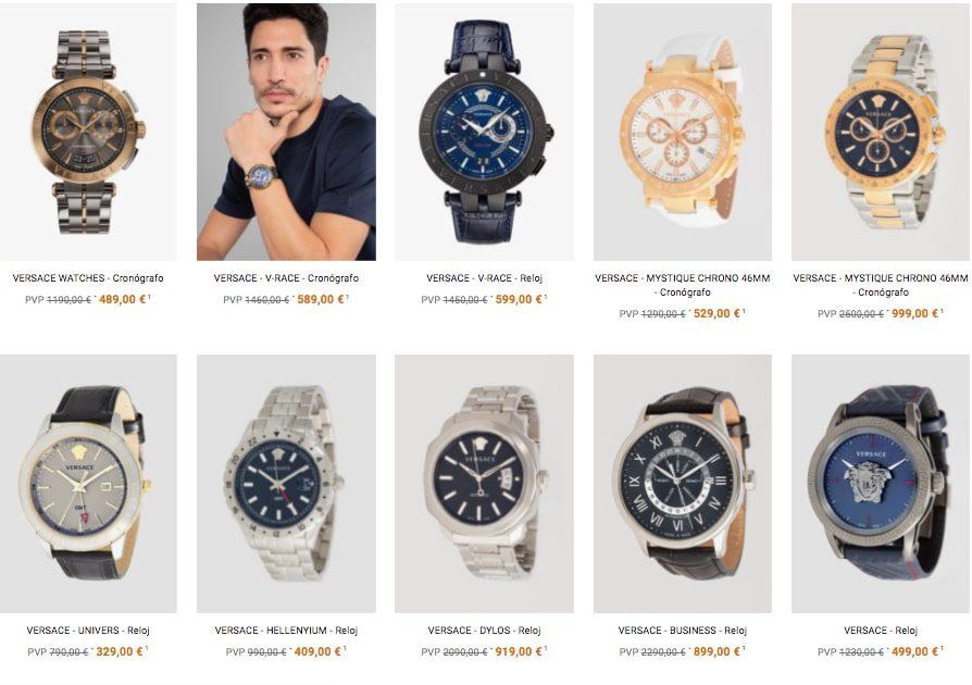 Relojes Versace baratos1 SuperChollos