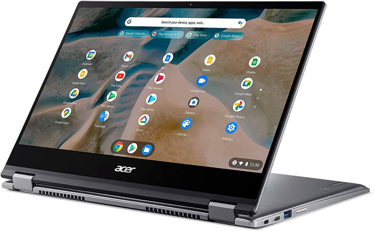 Acer Chromebook Spin 514 barato scaled SuperChollos