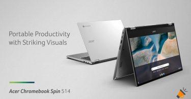 oferta Acer Chromebook Spin 514 barato SuperChollos