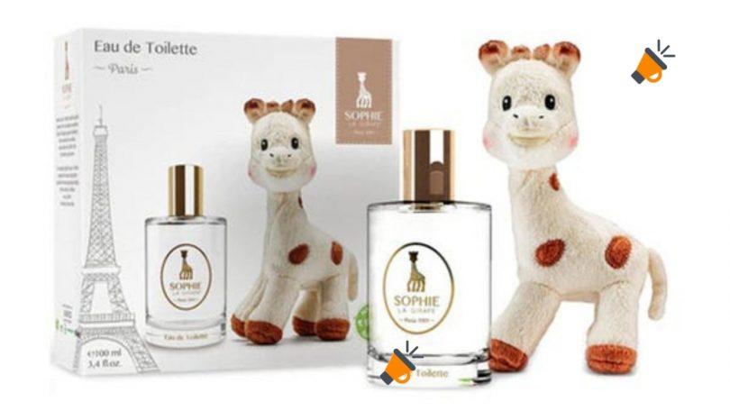 oferta Estuche Sophie La Girafe barato SuperChollos