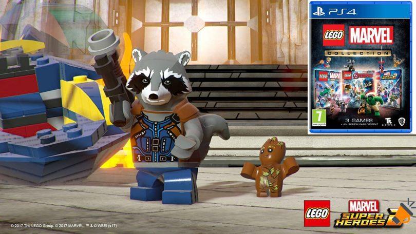 oferta Lego Marvel Collection barato SuperChollos