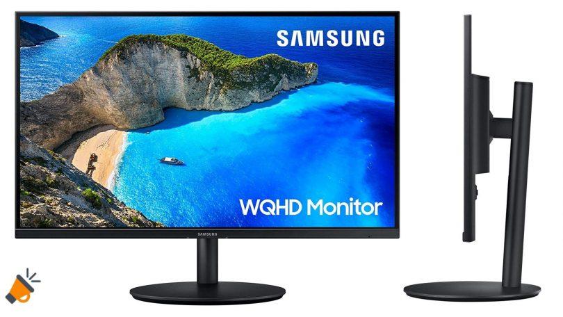 oferta Samsung LF27T702QQUXEN barato SuperChollos
