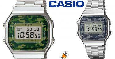 oferta Casio A168WEC barato SuperChollos