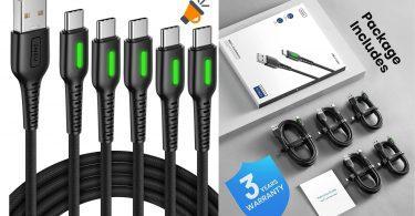 oferta Cable USB C iniu barato SuperChollos