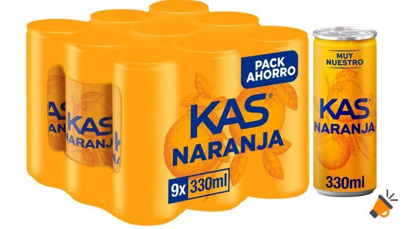 oferta Kas Naranja barato SuperChollos