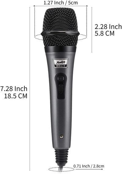 Micro%CC%81fono karaoke Moukey barato SuperChollos
