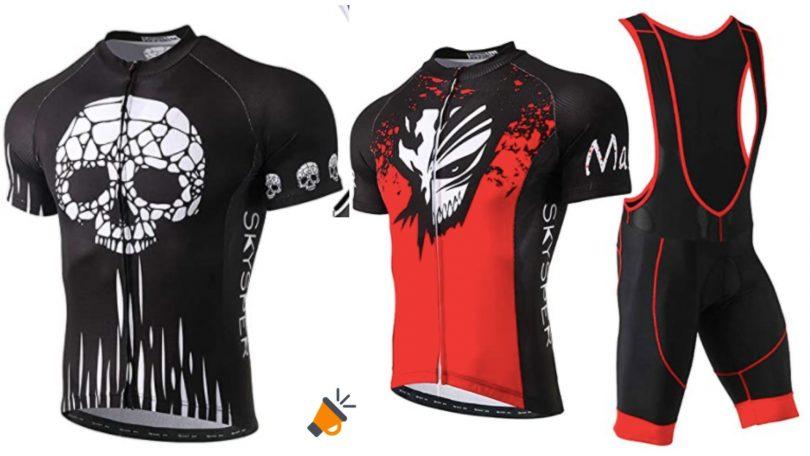 oferta Maillot ciclismo Skysper barato SuperChollos
