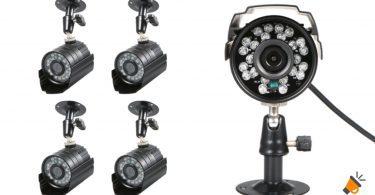 oferta Ca%CC%81maras CCTV de seguridad barata SuperChollos