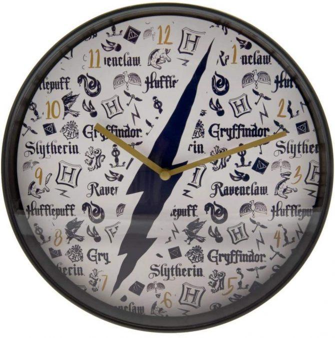 Reloj de pared Harry Potter barato SuperChollos