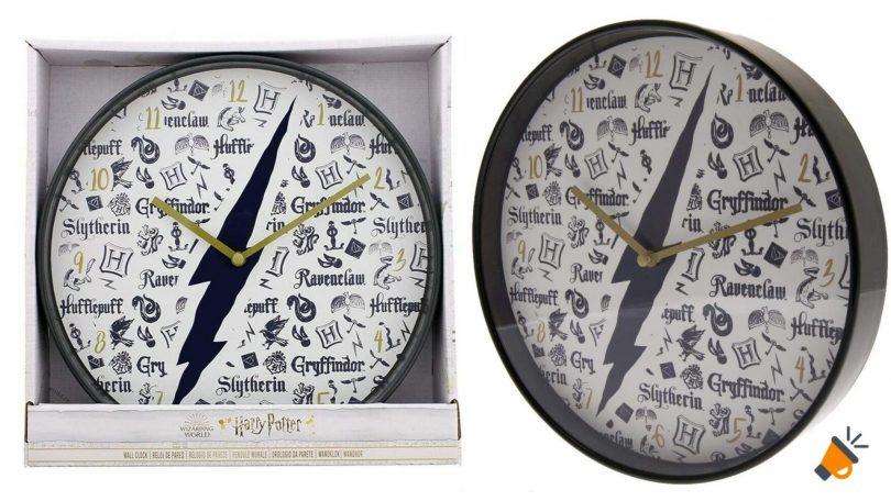 OFERTA harry potter reloj pared barato Barato SuperChollos