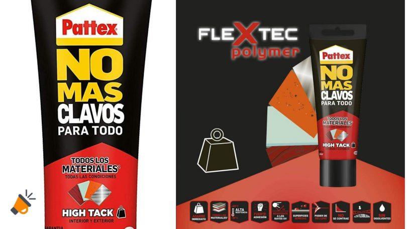 oferta Pattex No Mas Clavos barato SuperChollos