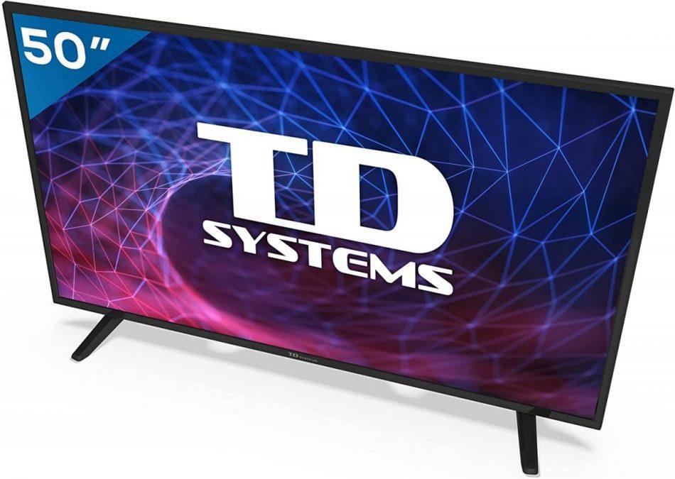 TD Systems K50DLJ11US barata scaled SuperChollos