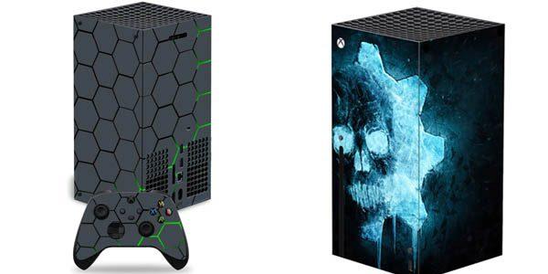 Vinilos Xbox Series X baratos SuperChollos