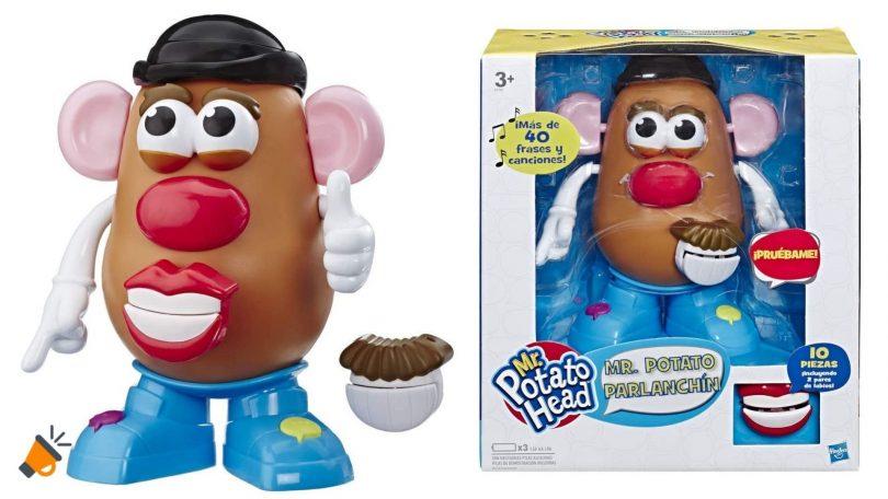 oferta mr potato parlanchin barato SuperChollos
