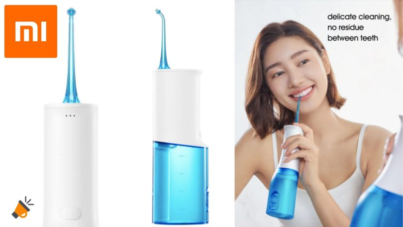 oferta Irrigador dental Xiaomi Soocas W3 barato SuperChollos