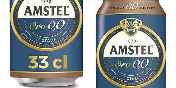 Amstel Oro 00 Tostada barata 1 SuperChollos
