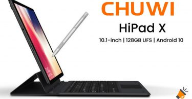 oferta Chuwi HiPad X barata SuperChollos