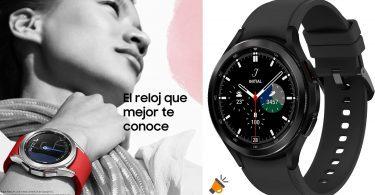 OFERTA Samsung Galaxy Watch4 Classic barato SuperChollos