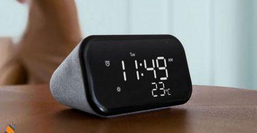 oferta Lenovo Smart Clock Essential barato SuperChollos