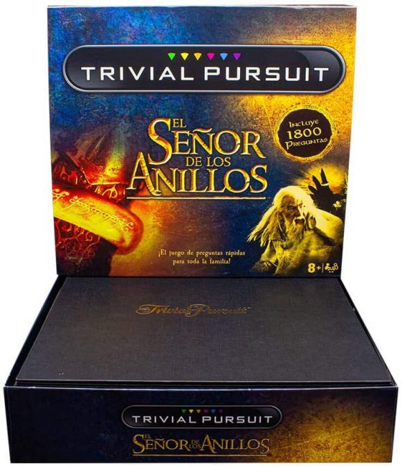 Trivial Pursuit El Sen%CC%83or de los Anillos SuperChollos
