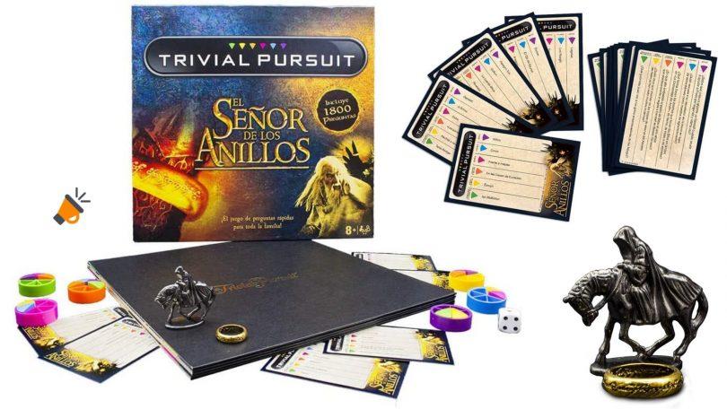 oferta trivial pursuit el senor de los anillos barato SuperChollos
