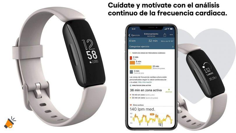 oferta Fitbit Inspire 2 barata SuperChollos