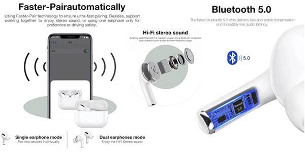 air pro 3 auriculares inalambricos oferta SuperChollos