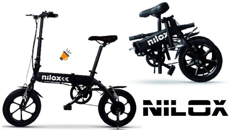 oferta Nilox ebike X2 Plus barata SuperChollos