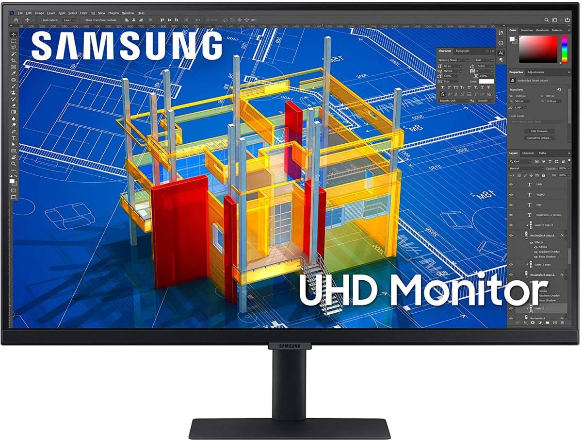 Samsung LS27A704NWUXEN barato scaled SuperChollos