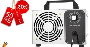 oferta Generador de ozono porta%CC%81til barato 1 SuperChollos