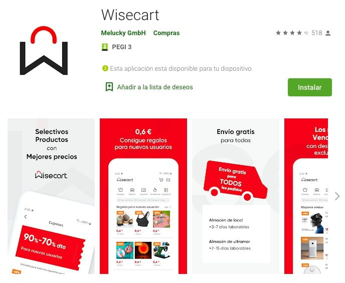 Wisecart1 SuperChollos