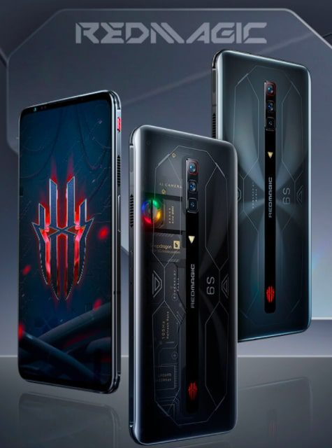 Nubia Red Magic 6S Pro SuperChollos
