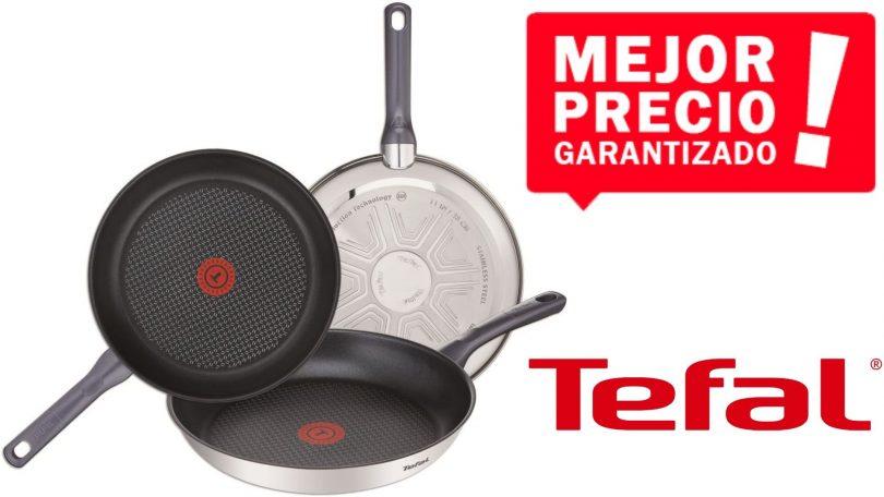 OFERTA sartenes Tefal Daily Cook baratas SuperChollos