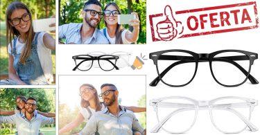 oferta URAQT Gafas Luz Azul baratas SuperChollos
