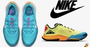 oferta Nike Air Zoom Terra Kiger 7 baratas SuperChollos