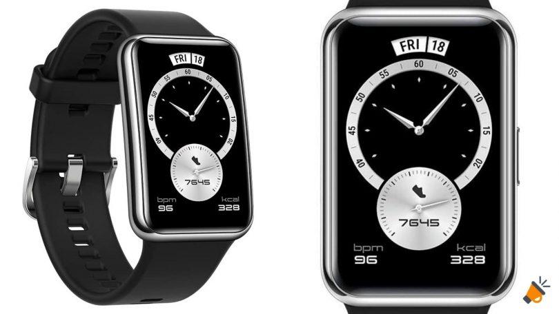 oferta Huawei Watch FIT Elegant Edition barato SuperChollos