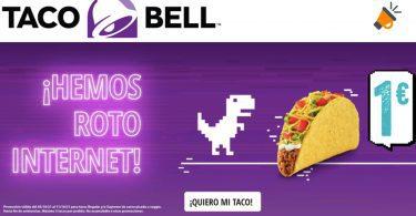 oferta tacobell tacos baratos SuperChollos
