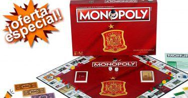 oferta Monopoly Seleccio%CC%81n Espan%CC%83ola barato SuperChollos