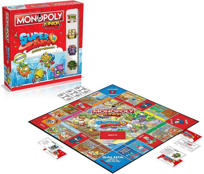 Monopoly Junior Super Zings barato scaled SuperChollos