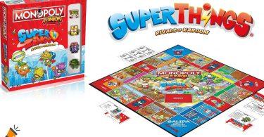 oferta Monopoly Junior Super Zings barato SuperChollos
