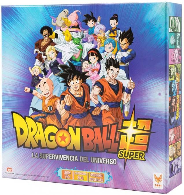 Juego de mesa Dragon Ball barato SuperChollos
