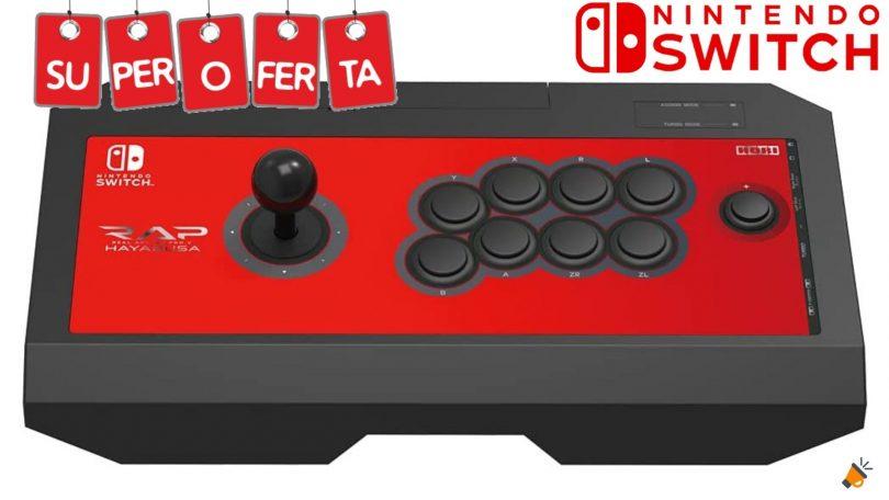 oferta Real Arcade Pro V Hayabusa Hori barato SuperChollos
