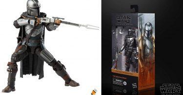 oferta Star Wars Black Series Mandaloriano barato SuperChollos