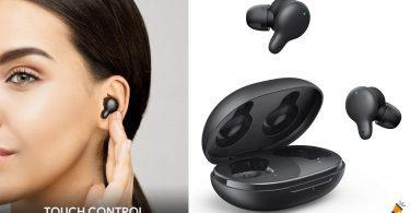 oferta auriculares aukey EP T16S baratos SuperChollos